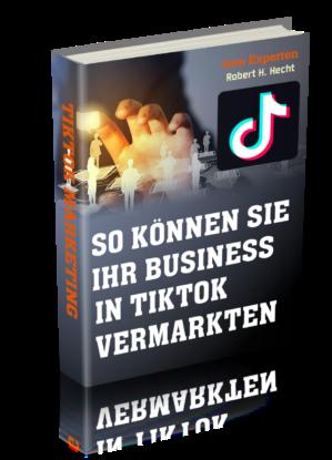 Kostenloses TikTok Marketing E-Book