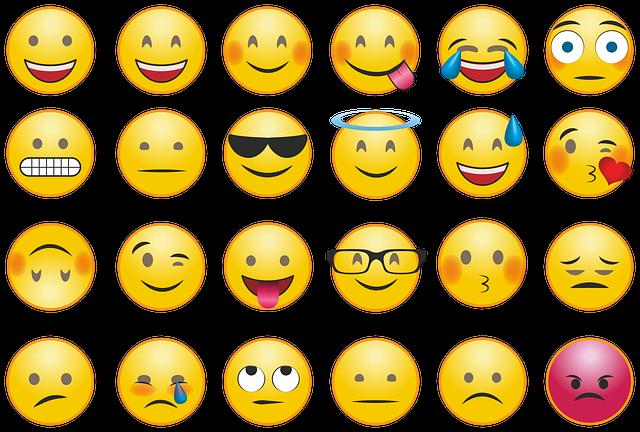 Suchst du Smileys, Symbole und Emojis zum kopieren? Jetzt kannst du es.